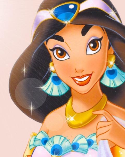 Desenhos Infantis Da Princesa Jasmin  Desenhos Da Princesa Jasmine