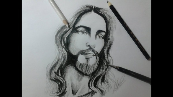 Desenhando Jesus Cristo