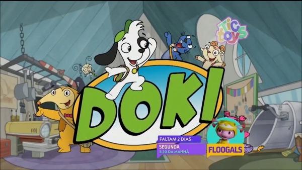 Doki Desenho Discovery Kids