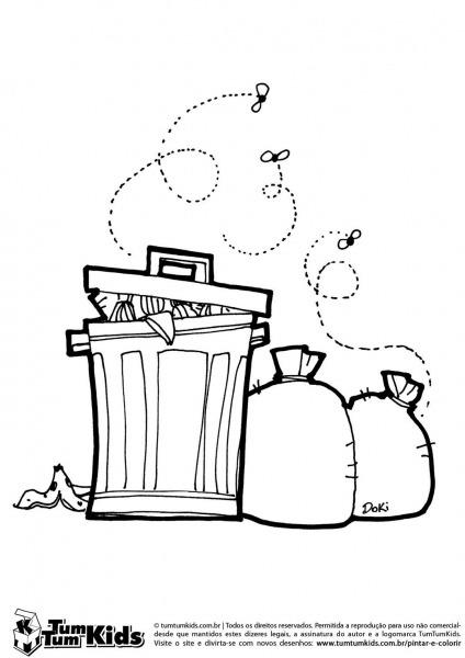 Lixo é Na Lixeira Ala97fb8