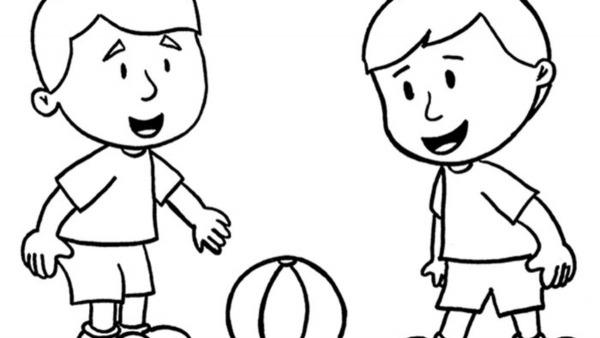 Desenhos Para Colorir Para Meninos