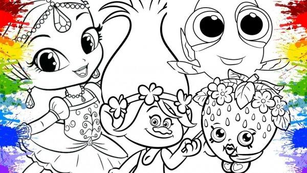 Desenholandia Pintando Desenhos Para Crianças