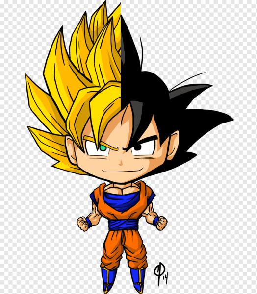 Como Desenhar Goku Instinto Supremo